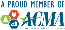 Member of American Composites Manufacturers Association